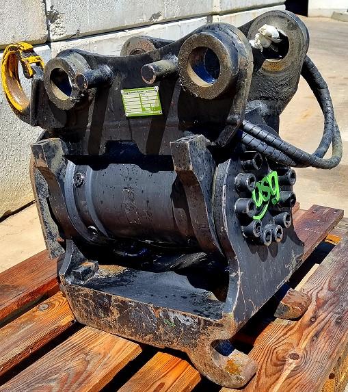 Schnellwechsler hydraulisch HKS