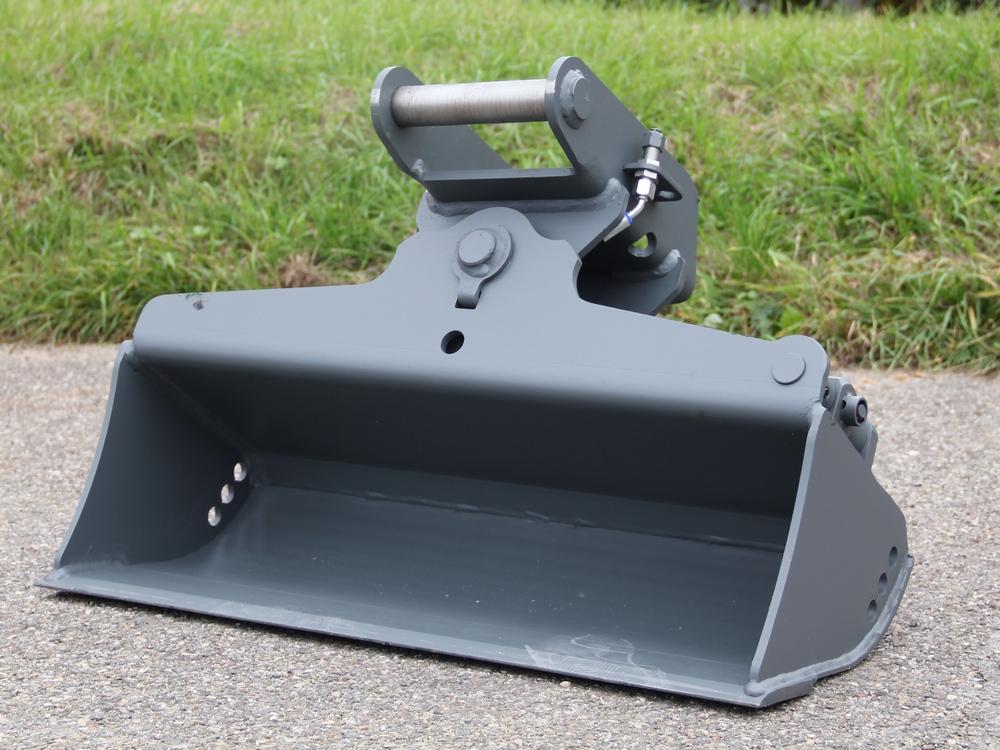 schwenkbare Grabenräumschaufel-Minibagger